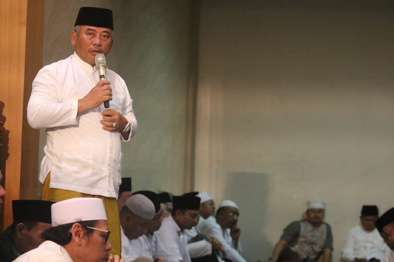 Kadisdik dan Sekdisdik Kota Bekasi Hadiri Kegiatan Suling Walikota Kota Bekasi