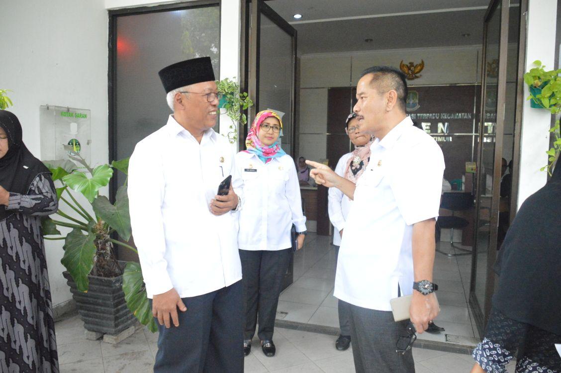 Dokumentasi Pj Wali Kota Bekasi